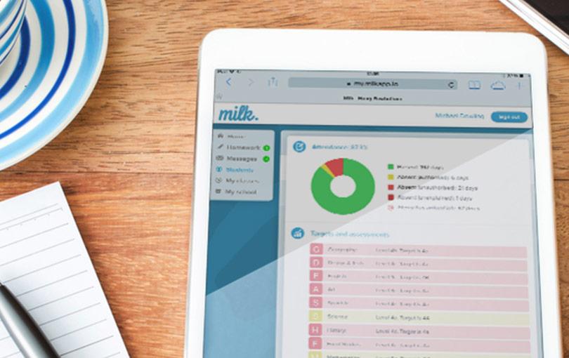 Milk Student Planner